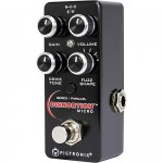 Pigtronix Disnortion Micro Overdrive/Fuzz/Distortion Pedal