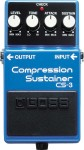 Boss CS-3 Compression Sustainer Pedal (Incl. 1 Year Warranty)