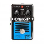 EBS MultiComp Dual Band Bass Compressor Pedal