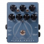 Darkglass Electronics Alpha-Omega Dual Bass Overdrive Pedal