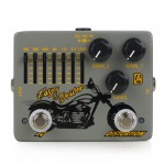 Caline DCP-04 Easy Driver Distortion/EQ Pedal