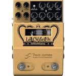 Two Notes Le Crunch Tube Preamp (Dual Channel) Pedal
