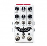 Chase Bliss Audio Condor Analog Pre/EQ/Filter pedal