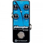 Pigtronix Philosopher Bass Compressor Micro Pedal
