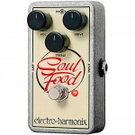 Electro-Harmonix Soul Food Overdrive/Fuzz/Distortion Pedal