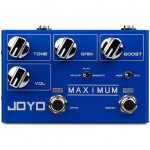 Joyo R-05 Maximum Overdrive Pedal
