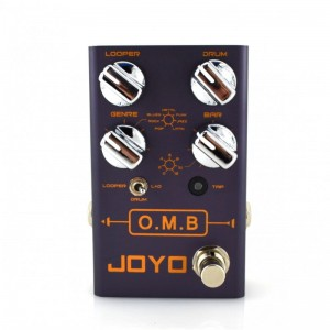 Joyo R-06 OMB Looper & Drum Machine Pedal