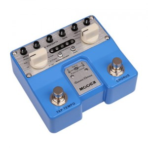 Mooer Twin Series Reverie Chorus Digital Chorus Pedal