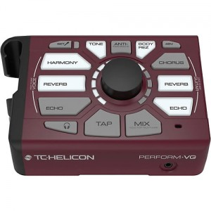 TC Helicon Perform VG Vocal & Acoustic Guitar Processor