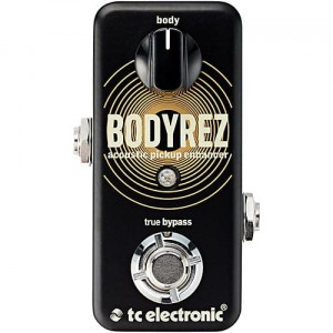 TC Electronic Body-Rez Acoustic Enhancer Pedal