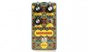 Magnetic Effects Midphoria Fixed Wah/Booster Pedal