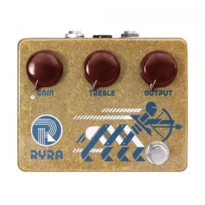 RYRA The Klone Boost/Overdrive Pedal