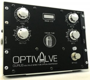 Gurus Optivalve Compressor Pedal