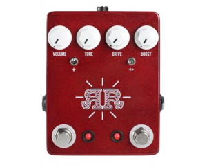 JHS Pedals Ruby Red Overdrive/Fuzz/Boost