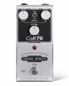 Origin Effects Cali76 Compact Compressor Pedal