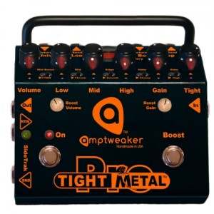 Amptweaker Tight Metal Pro Distortion Pedal