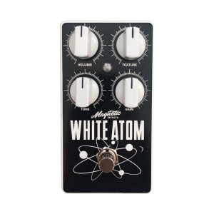 Magnetic Effects White Atom Fuzz Pedal