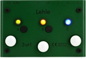 Lehle 3AT1 SGoS Switcher Pedal