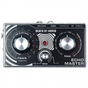 Death By Audio Echo Master Vocal Delay Pedal