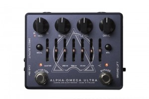 Darkglass Electronics Alpha Omega Ultra Bass Preamp/OD