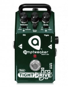 Amptweaker Bass Tight Drive JR Pedal