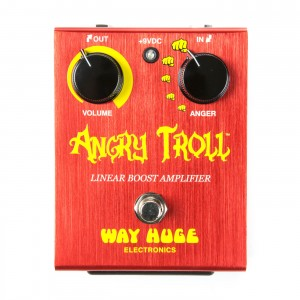Way Huge WHE101 Angry Troll Linear Boost Amplifier