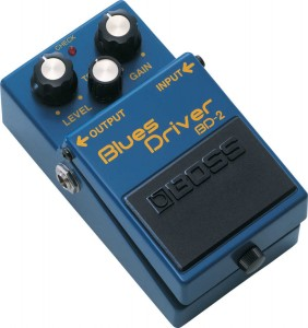 Boss BD2(T) Blues Driver Pedal