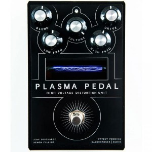 Gamechanger Audio Plasma Overdrive/Distortion/Fuzz Pedal