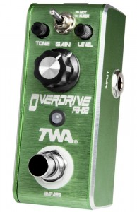 TWA FLY BOYS - (FB-02) OVERDRIVE