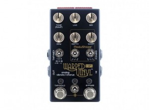 Chase Bliss Audio Warped Vinyl HiFi Vibrato/Chorus Pedal