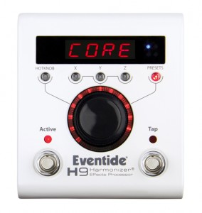 Eventide H9 Core Harmonizer Multi-Effects Pedal