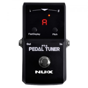 NUX PT6 Pedal Tuner