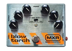 Used MXR Blow Torch® Distortion M181 *Sold*