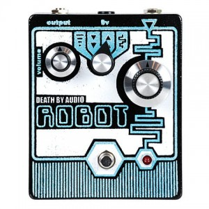 Death By Audio Robot Transposer & Fuzz Pedal