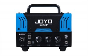 Joyo BanTamP BlueJay Blues Overdrive 20W Amp Head