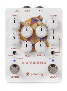 Keeley Caverns v2 Delay/Reverb Pedal