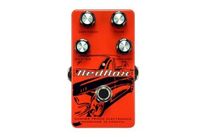 Dawner Prince Electronics Red Rox Distortion Pedal