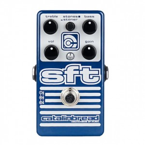 Catalinbread SFT Amp Amp Emulation Overdrive Pedal