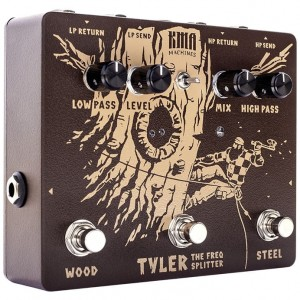 KMA Machines Tyler Frequency Splitter Pedal