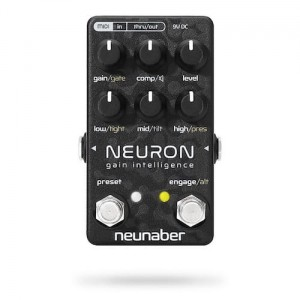 Neunaber Neuron Preamp Gain Intelligence Pedal