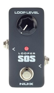 NUX FLP2 SOS Loop Looper Mini Pedal