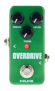 NUX FOD3 Overdrive Mini Pedal
