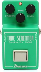 Ibanez TS808 Original Tube Screamer Pedal