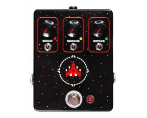 JHS Pedals Space Commander Boost, Chorus & Reverb