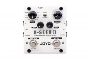 JOYO D Seed II Dual Channel Digital Delay