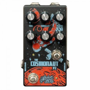 Matthews Effects Cosmonaut v2 Void Delay/Reverb Pedal