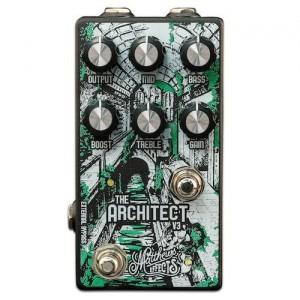 Matthews Effects The Architect v3 Overdrive/Boost Pedal