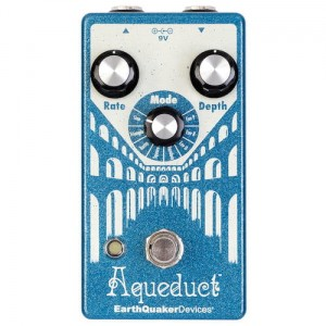EarthQuaker Devices Aqueduct Vibrato Pedal