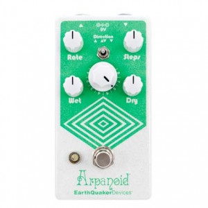 EarthQuaker Devices Arpanoid Polyphonic Pitch Arpeggiator v2 Pedal