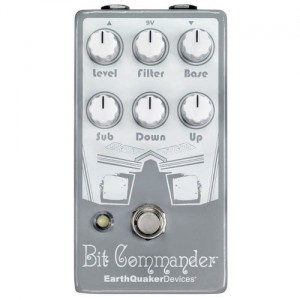 EarthQuaker Devices Bit Commander Analog Octave Synth v2 Pedal
